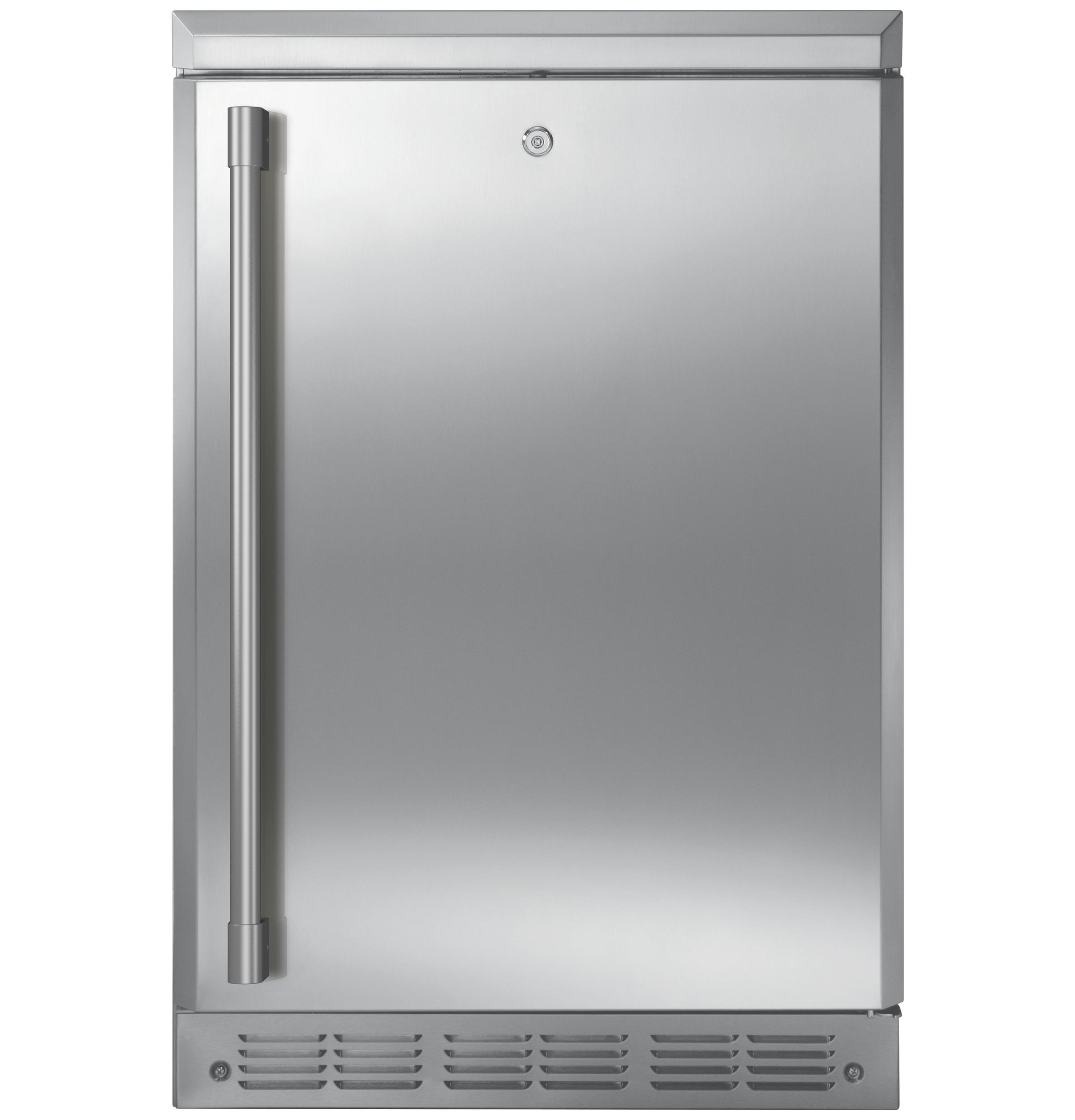 Model: ZDOD240NSS   Monogram Monogram Outdoor/Indoor Refrigerator