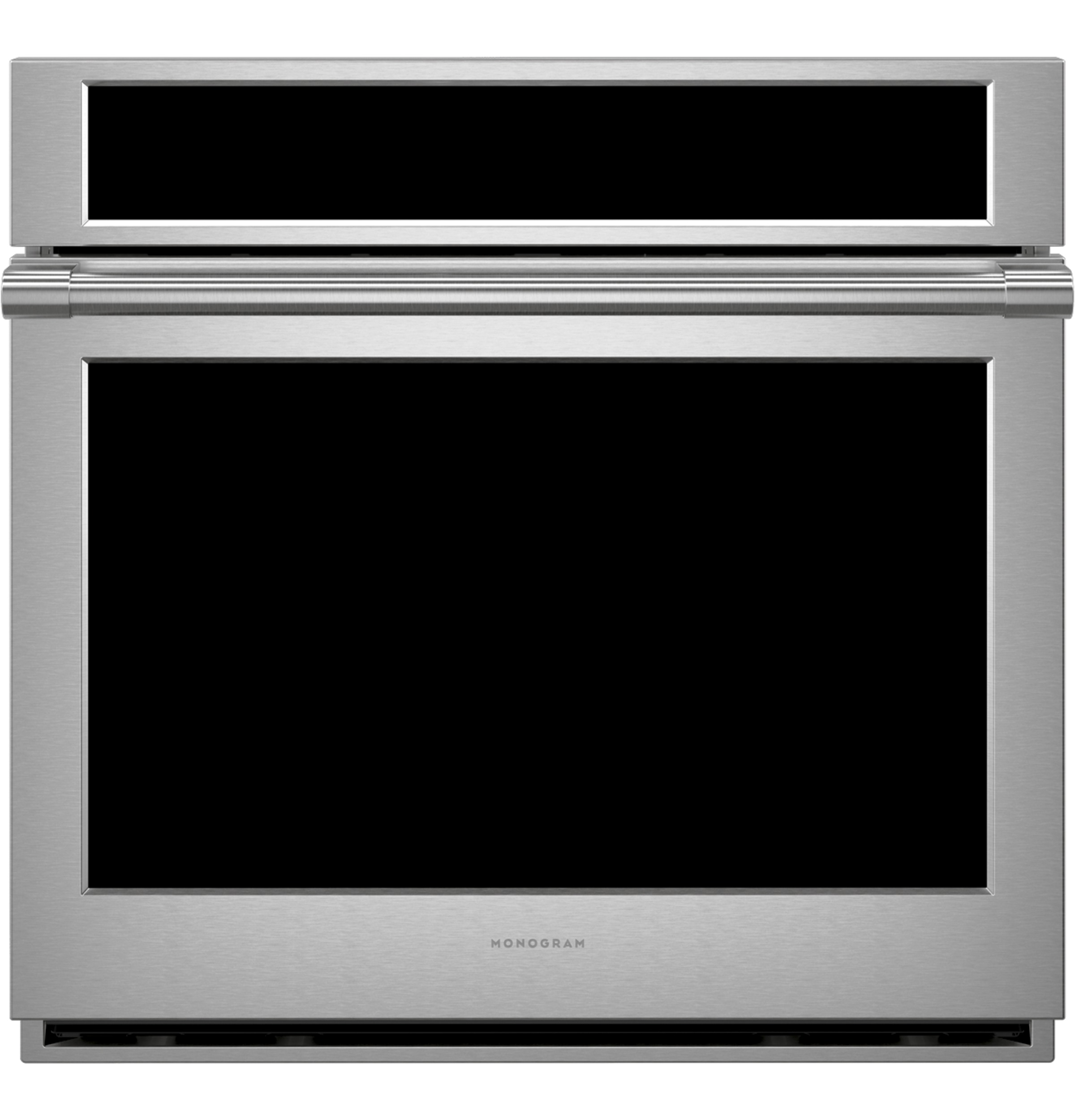 "Monogram Monogram 30"" Smart Electric Convection Single Wall Oven Statement Collection"