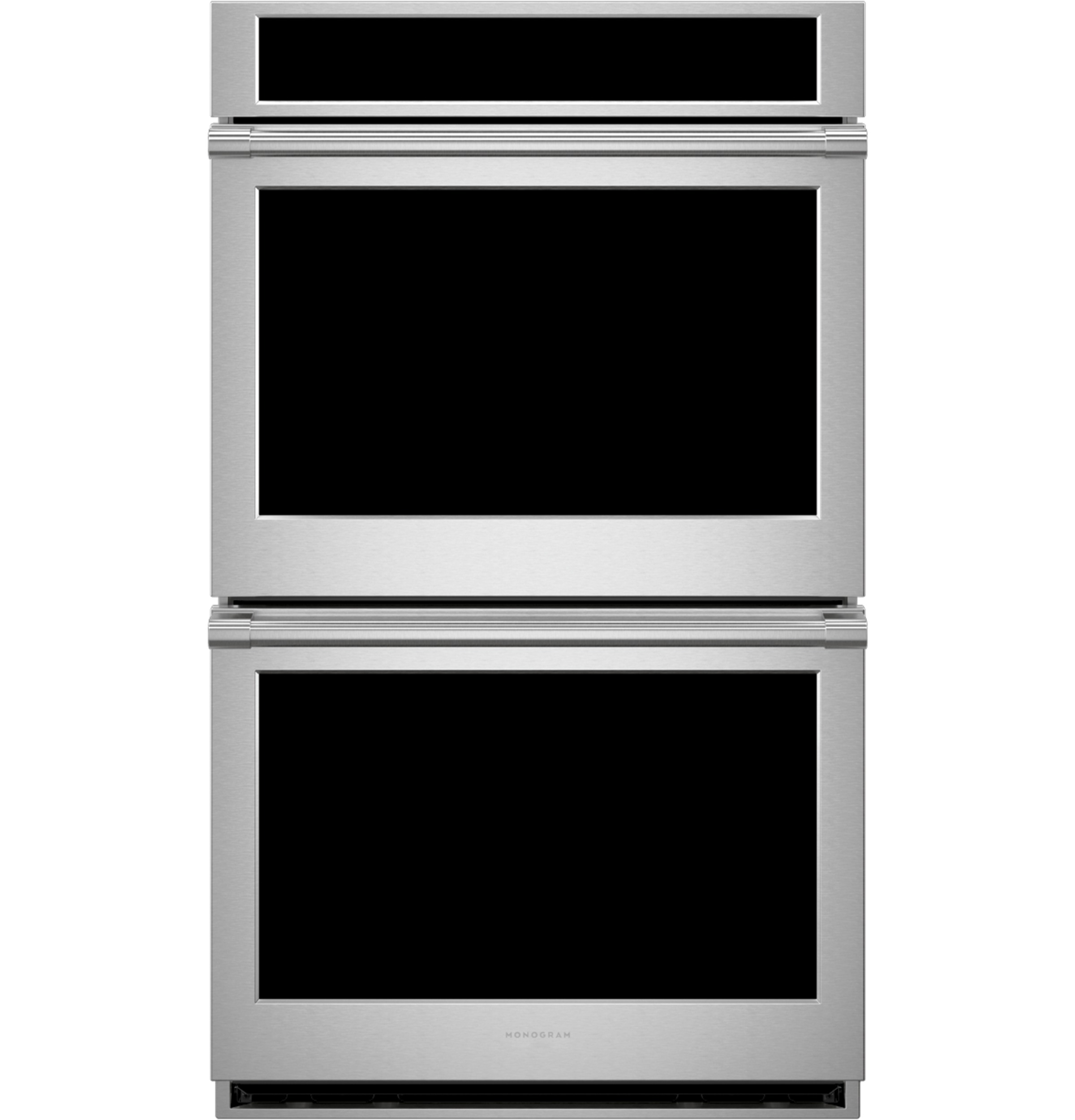 "Monogram Monogram 30"" Smart Electric Convection Double Wall Oven Statement Collection"