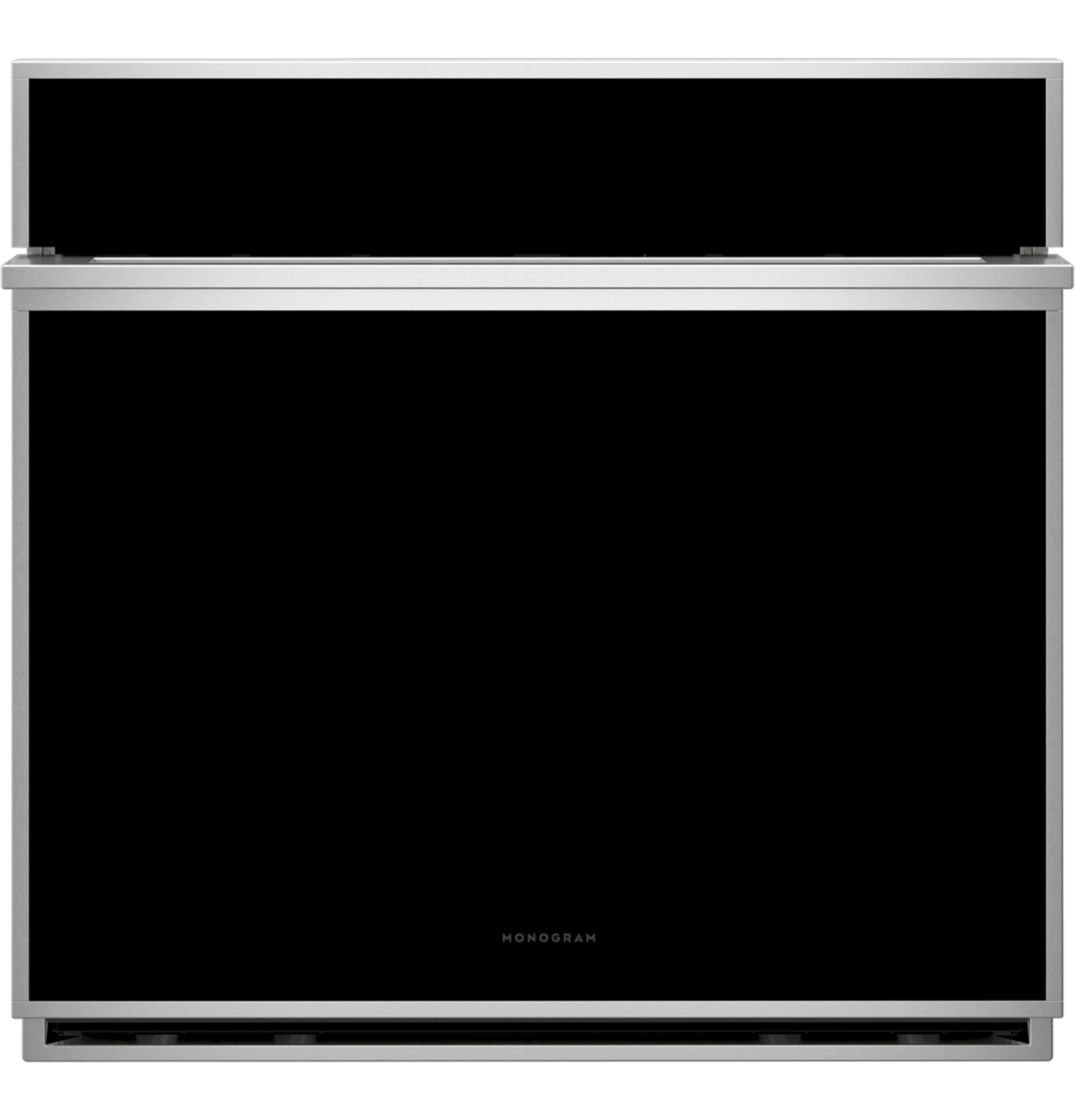 "Monogram Monogram 30"" Smart Electric Convection Single Wall Oven Minimalist Collection"