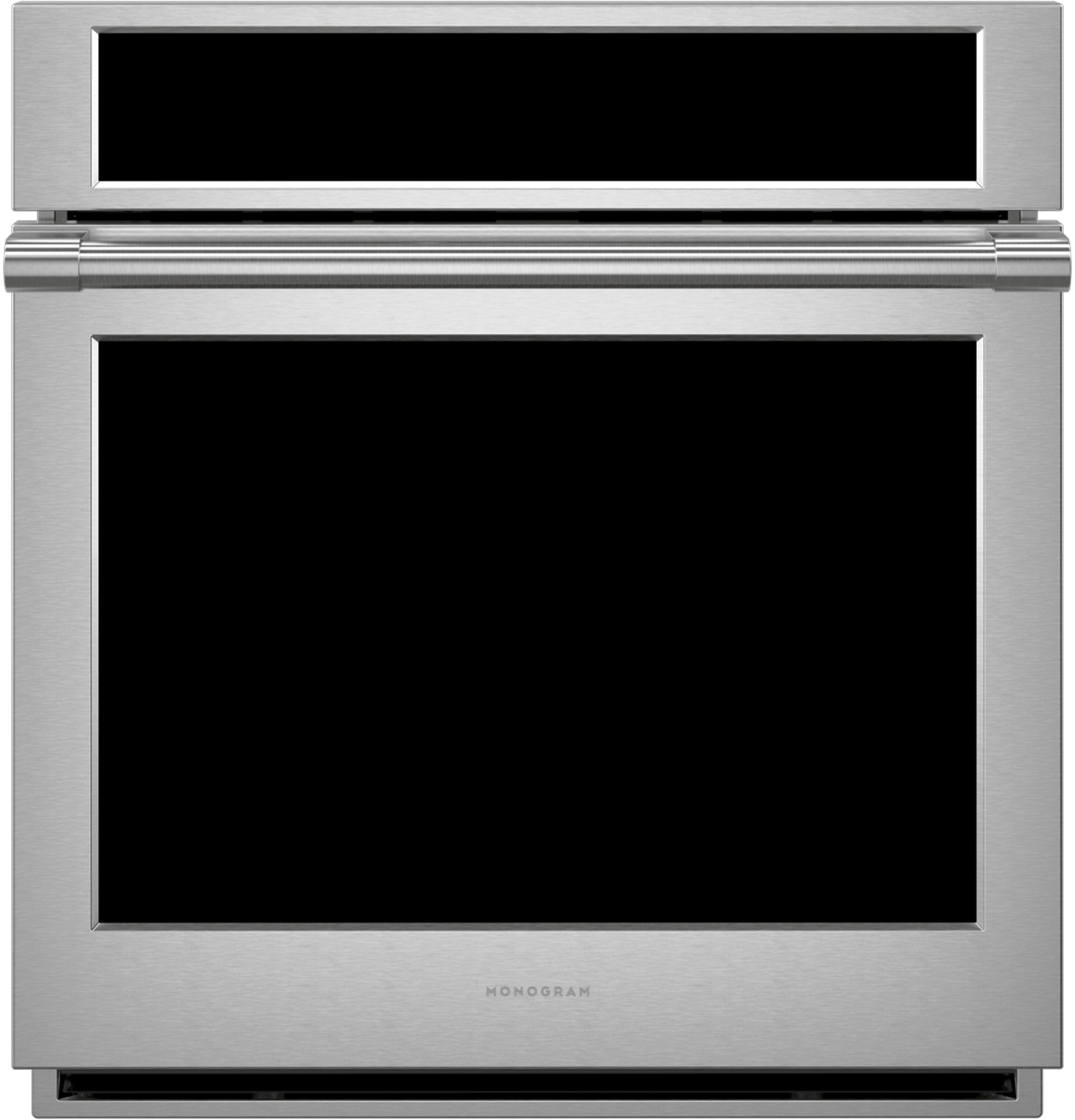 "Monogram Monogram 27"" Smart Electric Convection Single Wall Oven Statement Collection"