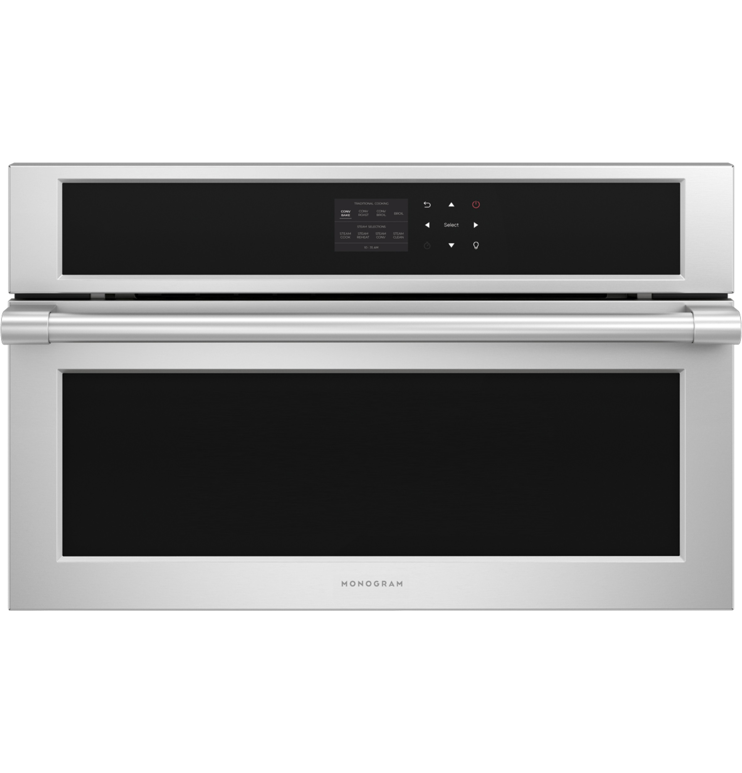"Monogram Monogram 30"" Smart Statement Steam Oven - AVAILABLE EARLY 2020"