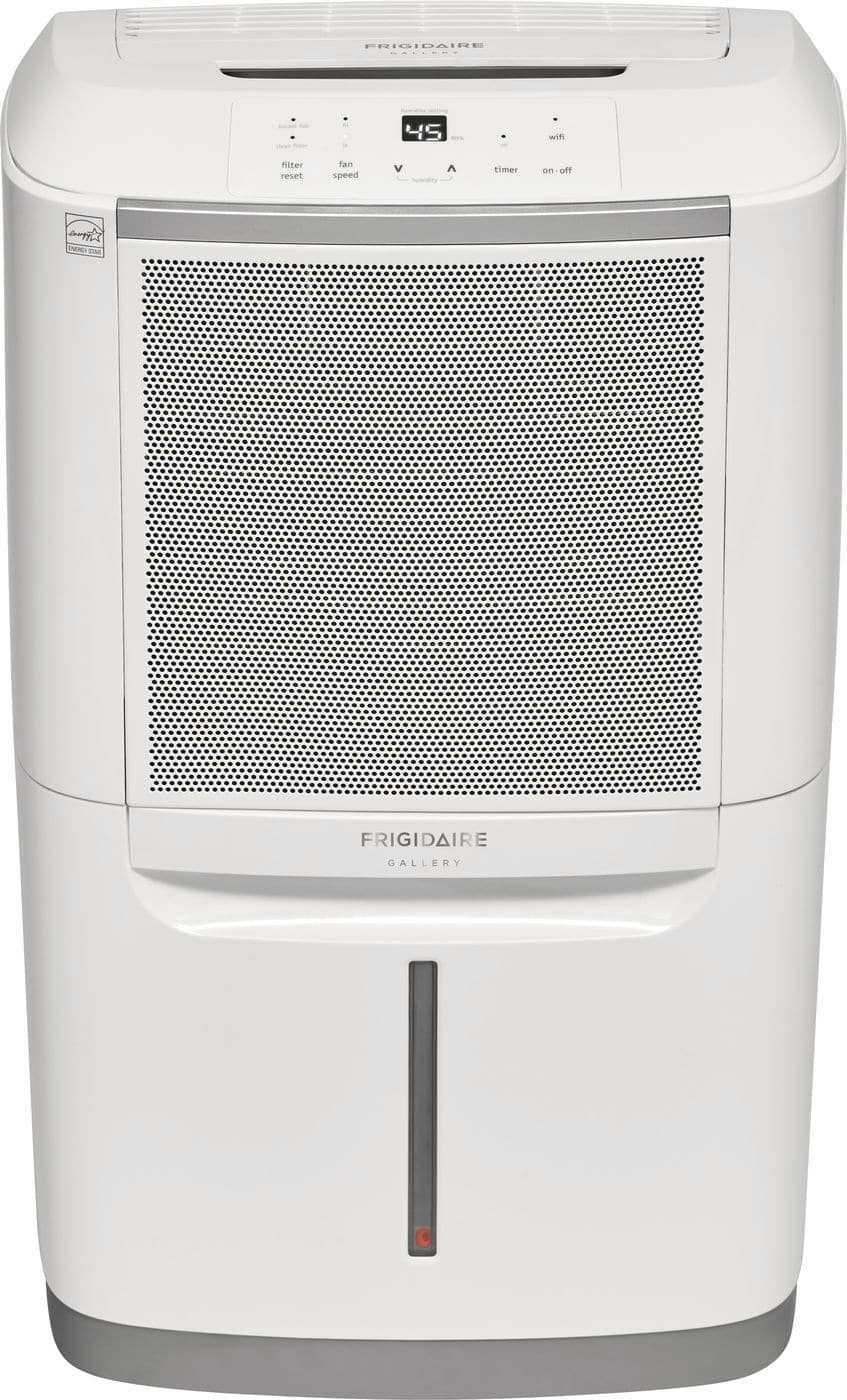 Frigidaire Large Room 70 Pint Capacity Dehumidifier with Wifi