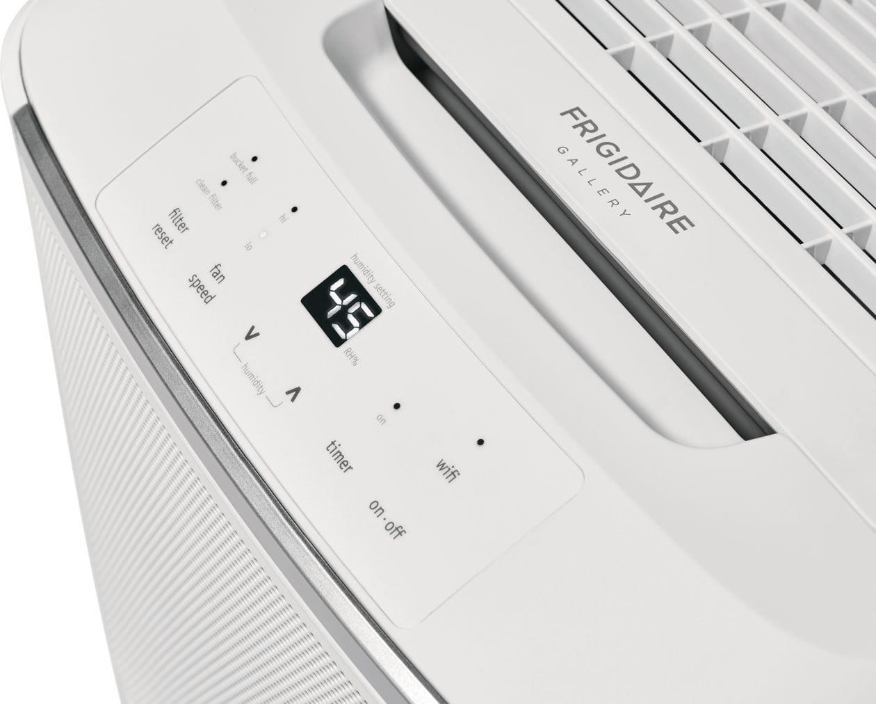 Model: FGAC7044U1   Frigidaire Large Room 70 Pint Capacity Dehumidifier with Wifi