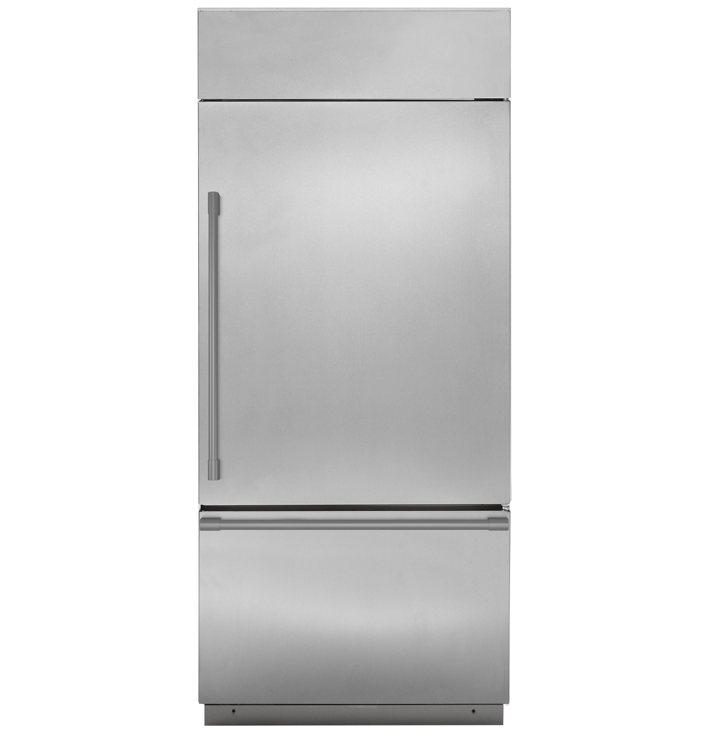 "Monogram Monogram 36"" Built-In Bottom-Freezer Refrigerator"