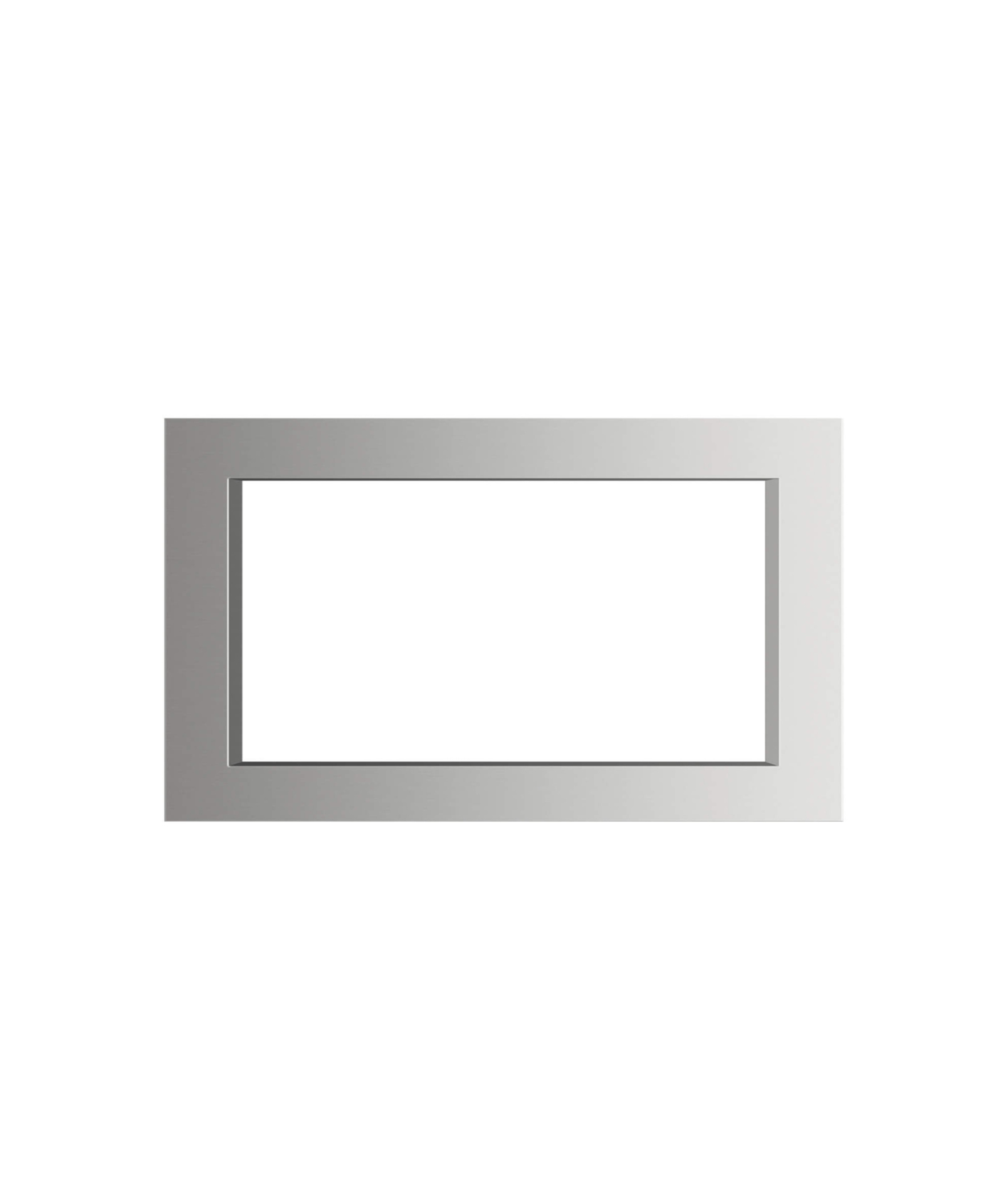 """Fisher and Paykel 24"""" Compact Built-in Combination Microwave Trim Kit"""