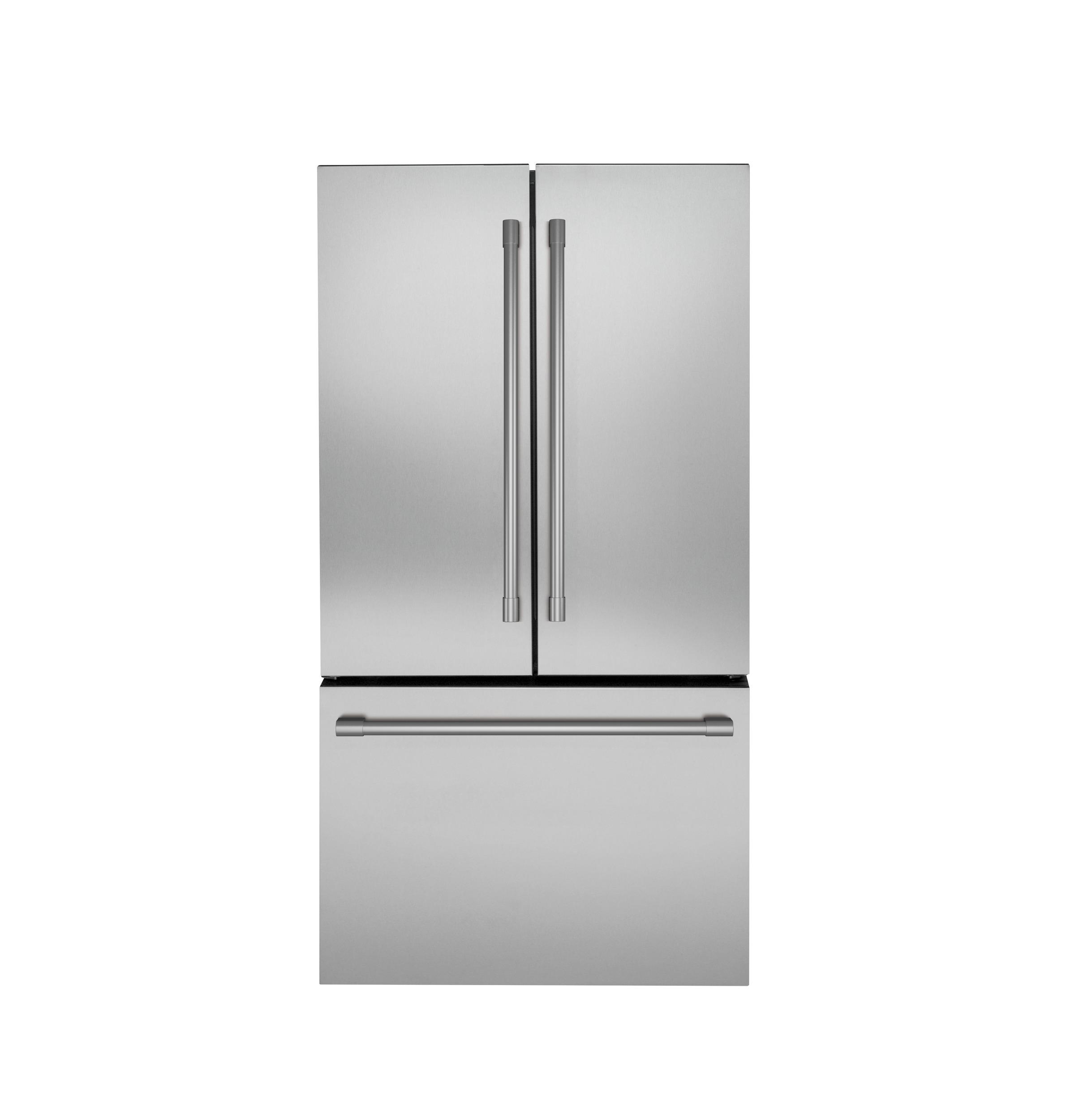 Monogram Monogram ENERGY STAR® 23.1 Cu. Ft. Counter-Depth French-Door Refrigerator