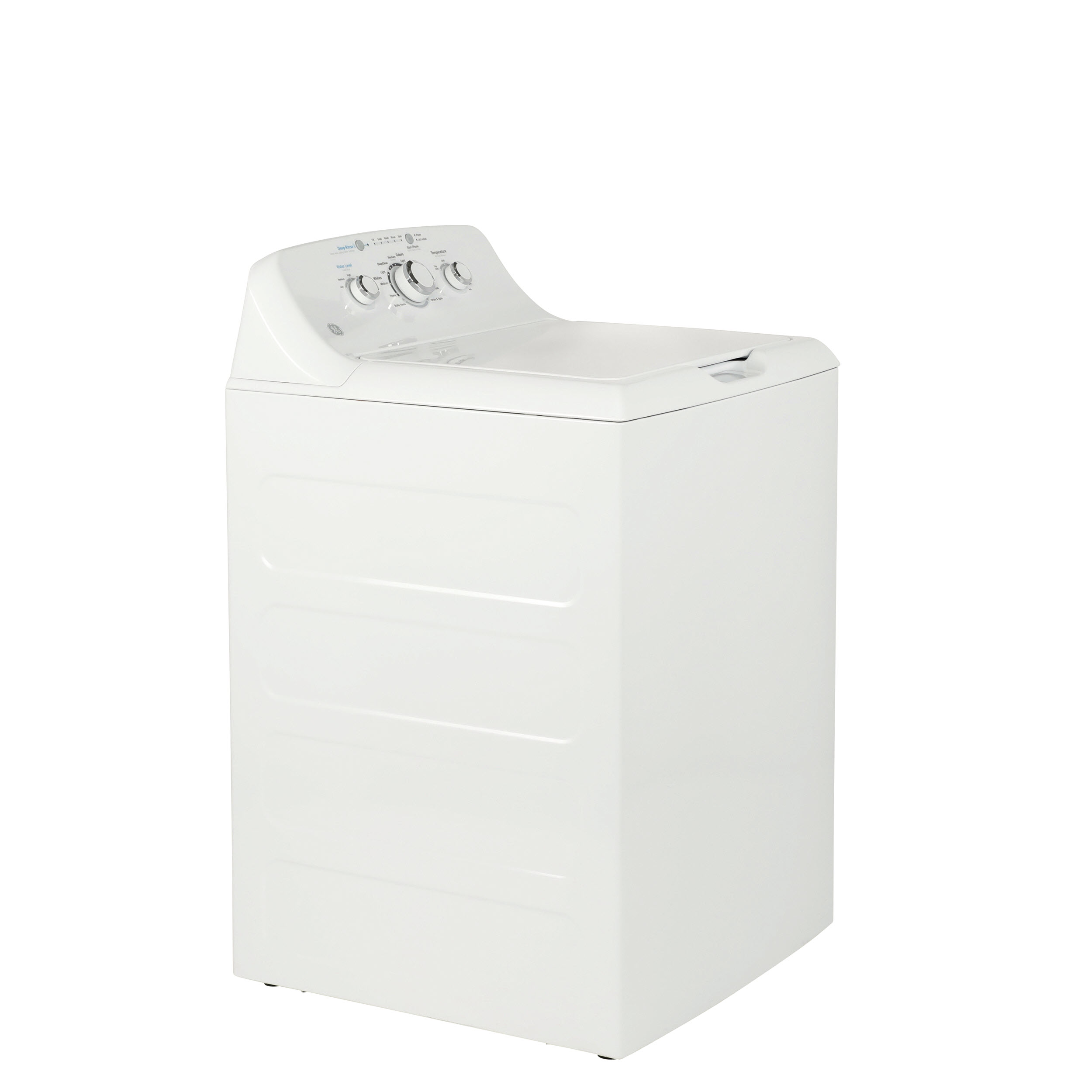 Model: GTW335ASNWW | GE GE® 4.2 cu. ft. Capacity Washer with Stainless Steel Basket
