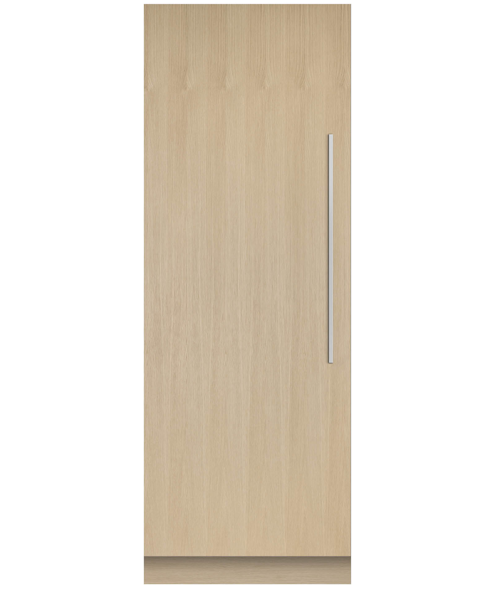 """Fisher and Paykel Integrated Column Refrigerator 30"""", Stainless Steel Interior"""