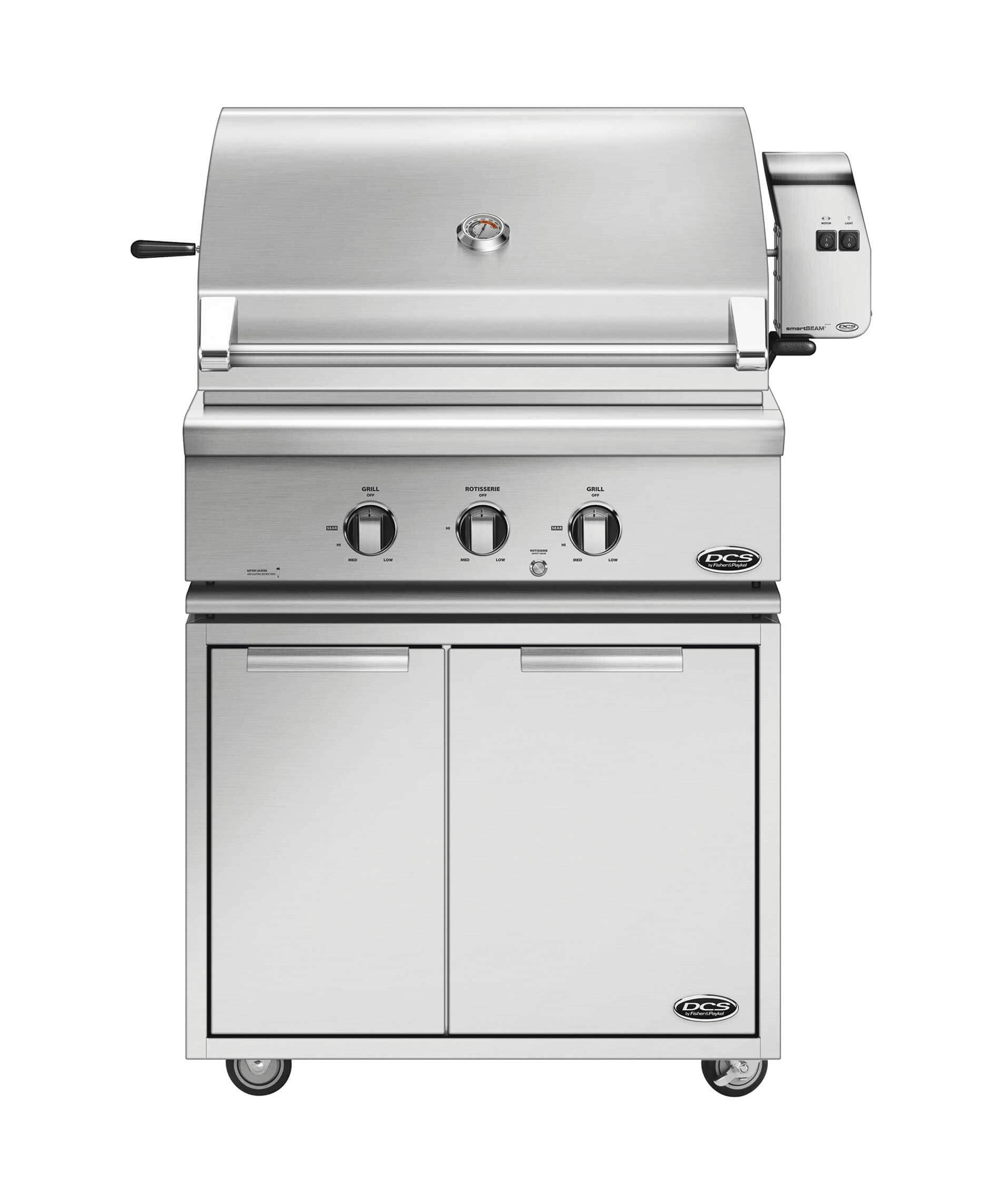 """DCS 30"""" Traditional Grill with Rotisserie"""