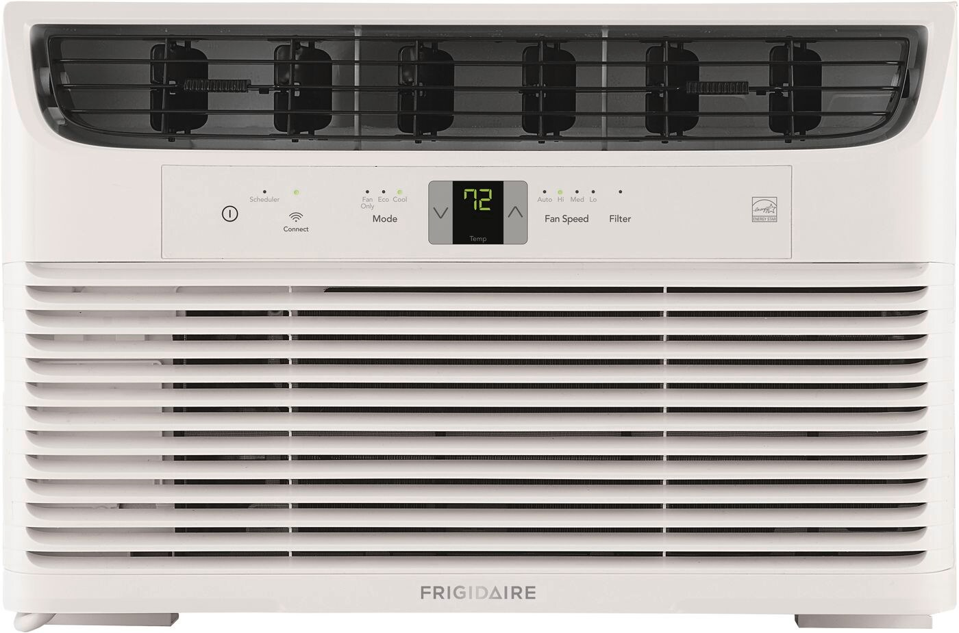 Frigidaire 6,000 BTU Connected Window-Mounted Room Air Conditioner- 115V