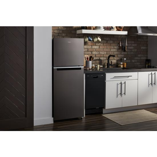 Model: UDT518SAHP | Unbranded Panel-Ready Compact Dishwasher with Stainless Steel Tub