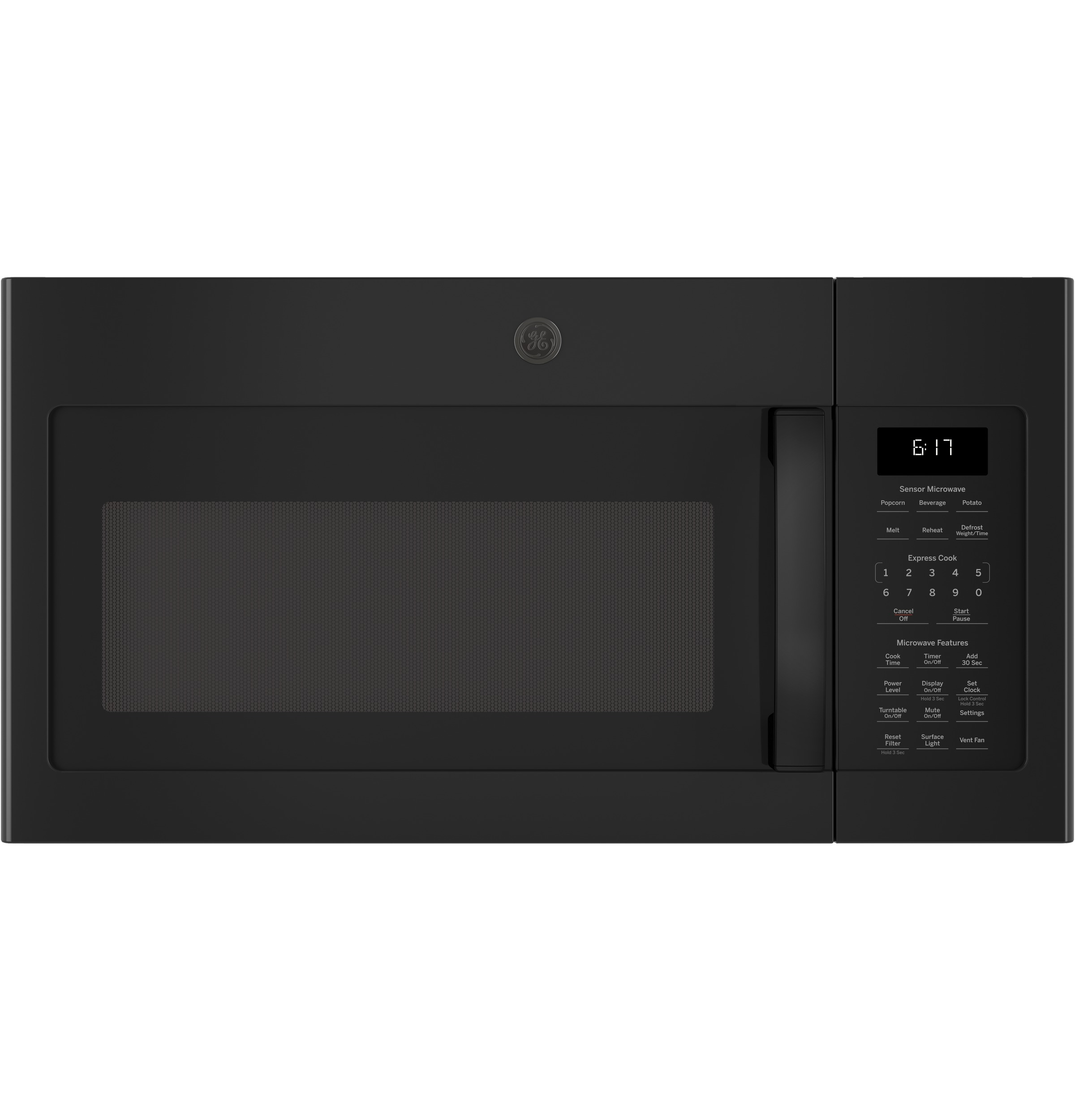 GE GE® 1.7 Cu. Ft. Over-the-Range Microwave Oven