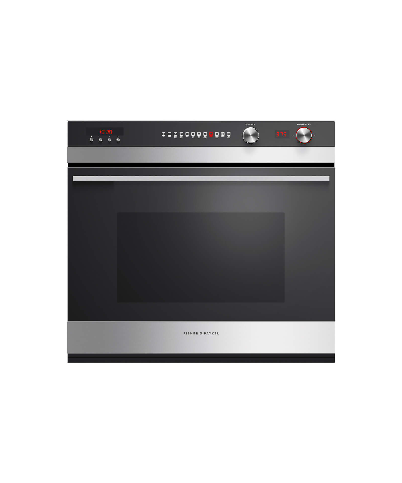 """Fisher and Paykel 30"""" Built-in Wall Oven,"""