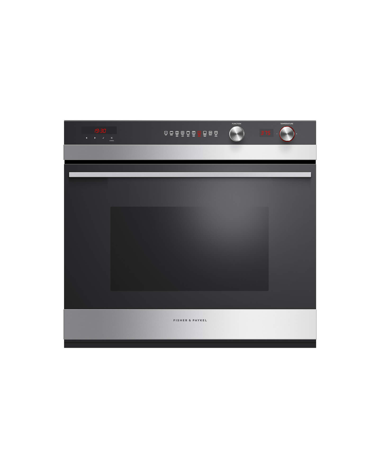 """Fisher and Paykel Built-in Oven, 30"""" 4.1 cu ft, 9 Function"""