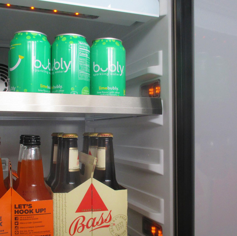 Model: XOU24ORSR | XO Appliances 24in Outdoor Refrigerator Solid SS RH