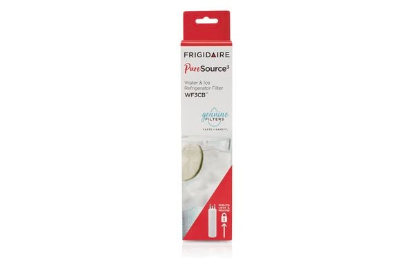 Model: WF3CB | Frigidaire PureSource® 3 Replacement Ice and Water Filter