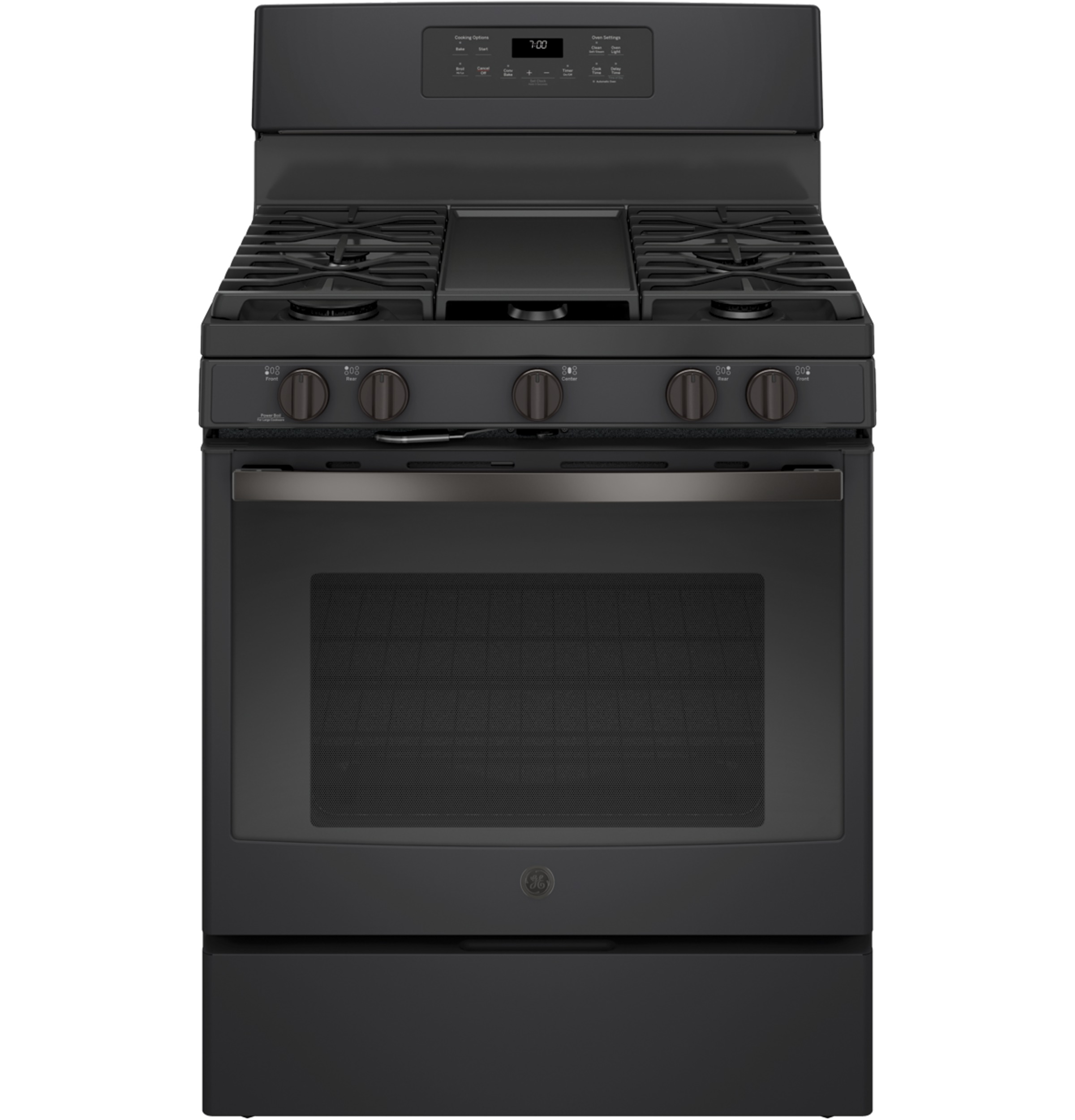 "GE GE® 30"" Free-Standing Gas Convection Range"