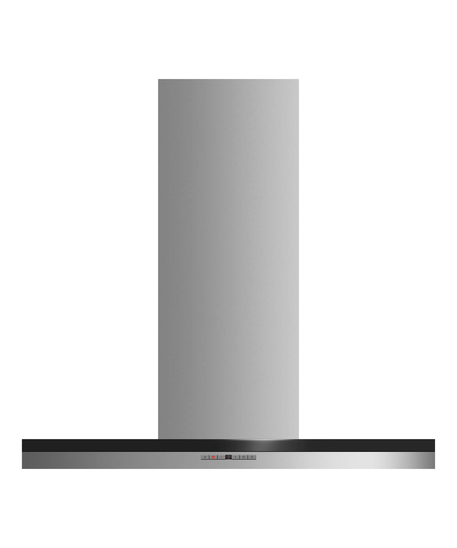 """Fisher and Paykel Wall Chimney Vent Hood, 36"""", Box"""