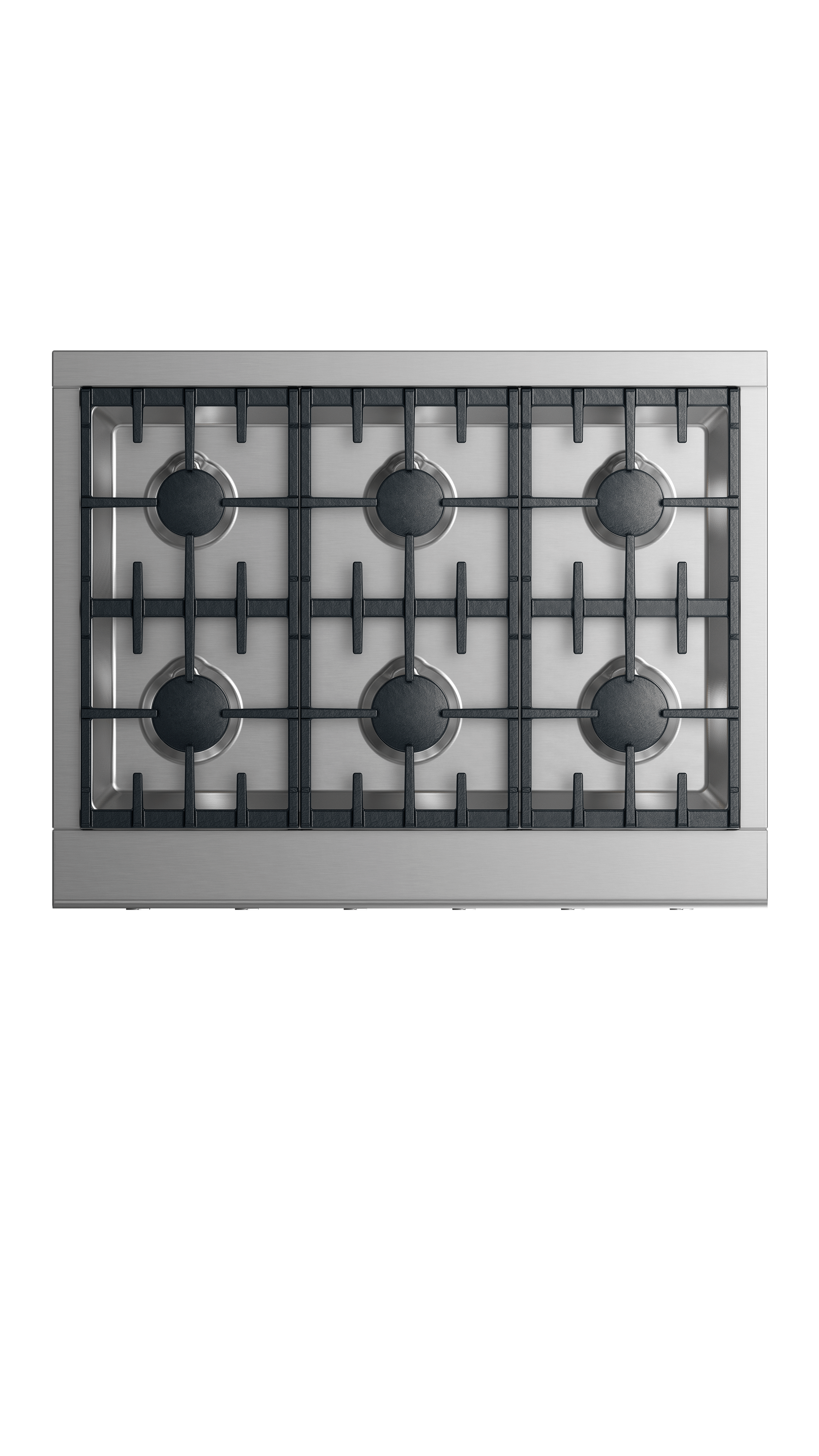 "Model: CPV2-366-L_N | Fisher and Paykel Gas Rangetop 36"", 6 burners (LPG)"