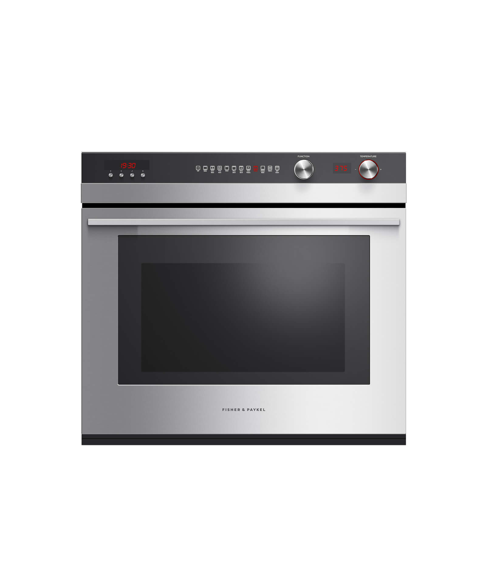 """Fisher and Paykel Built-in Oven, 30"""" 4.1 cu ft, 11 Function"""