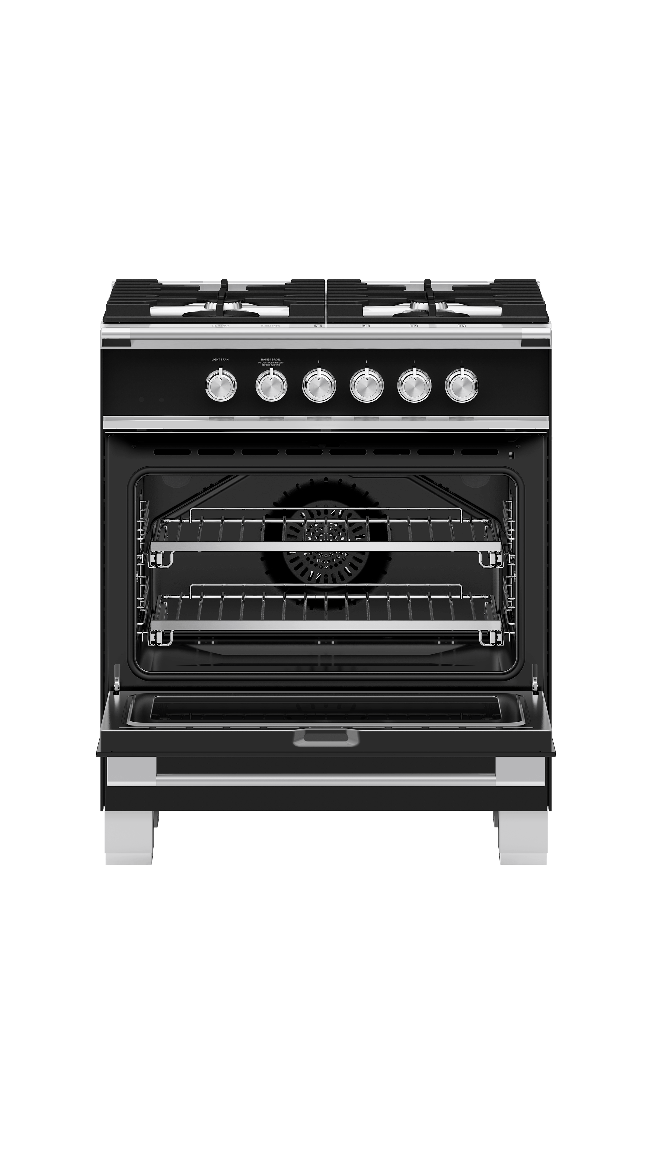 Model: OR30SCG4B1 | Fisher and Paykel Gas Range 30""