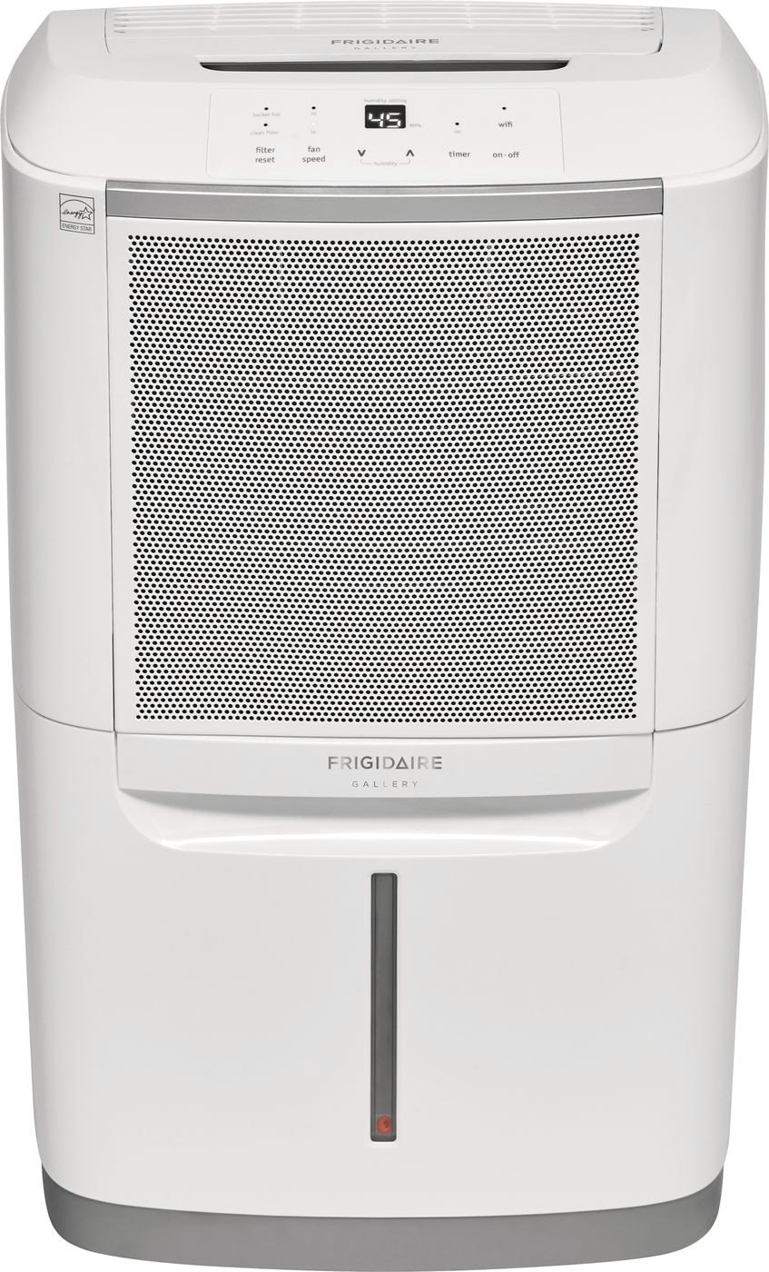 Frigidaire Gallery Large Room 70 Pint Capacity Dehumidifier with Wi-Fi
