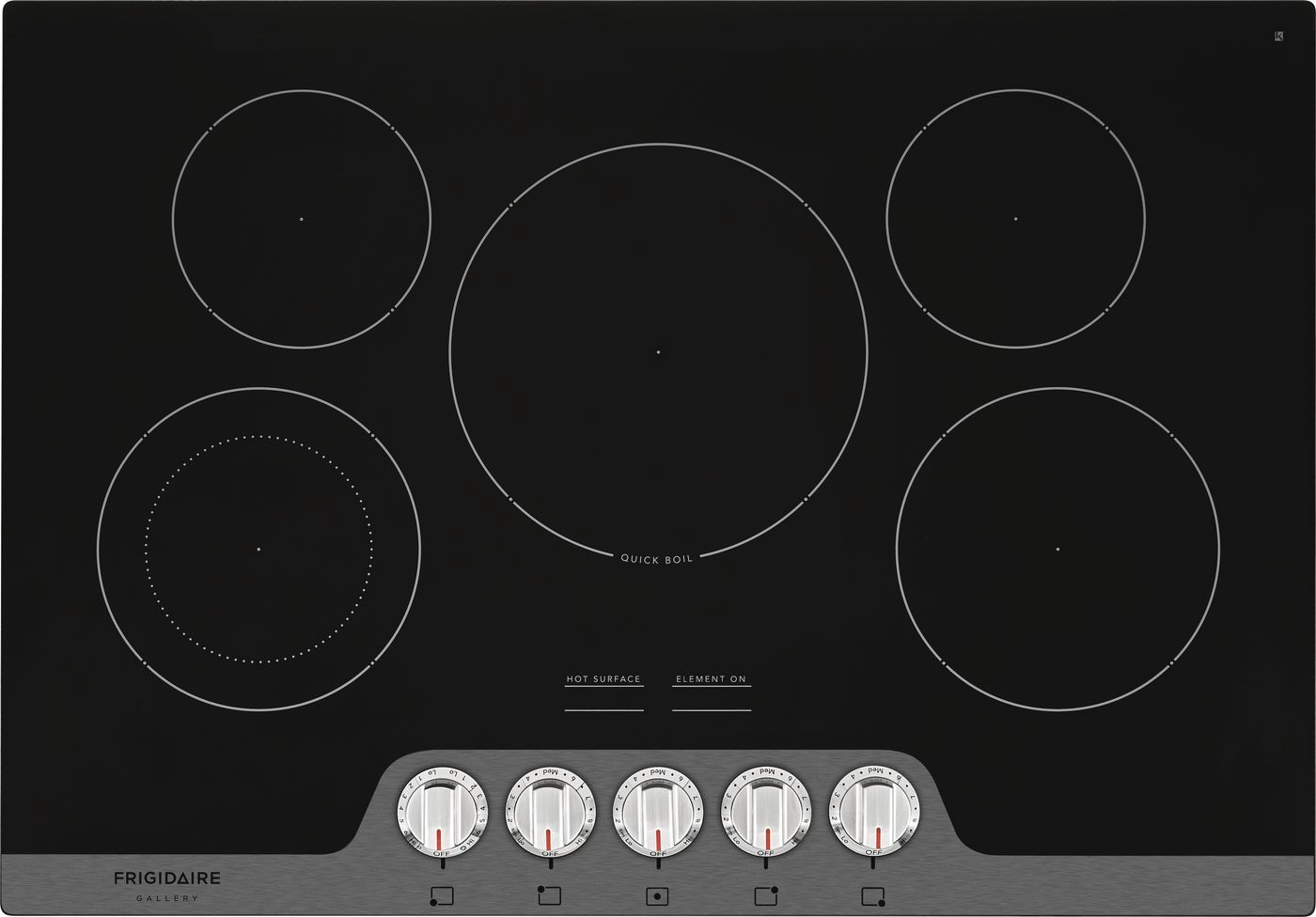 "Model: FGEC3068US | Frigidaire Gallery 30"" Electric Cooktop"