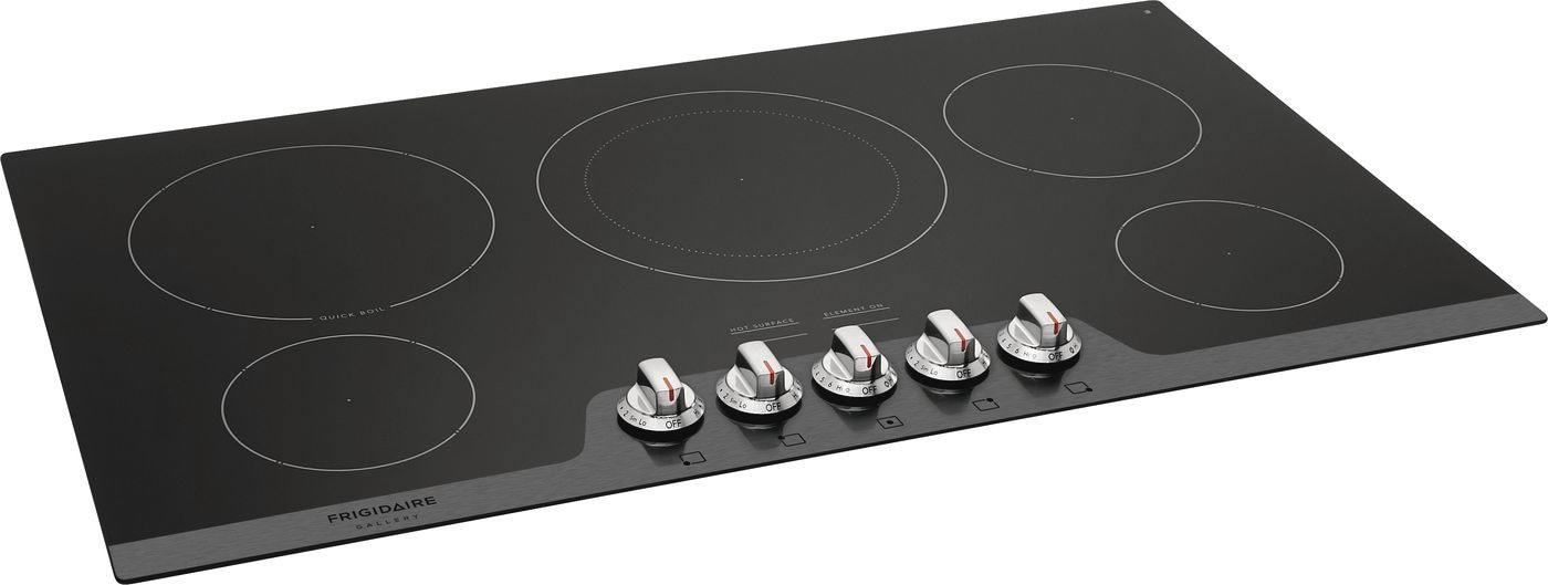 "Model: FGEC3648US | Frigidaire Gallery 36"" Electric Cooktop"