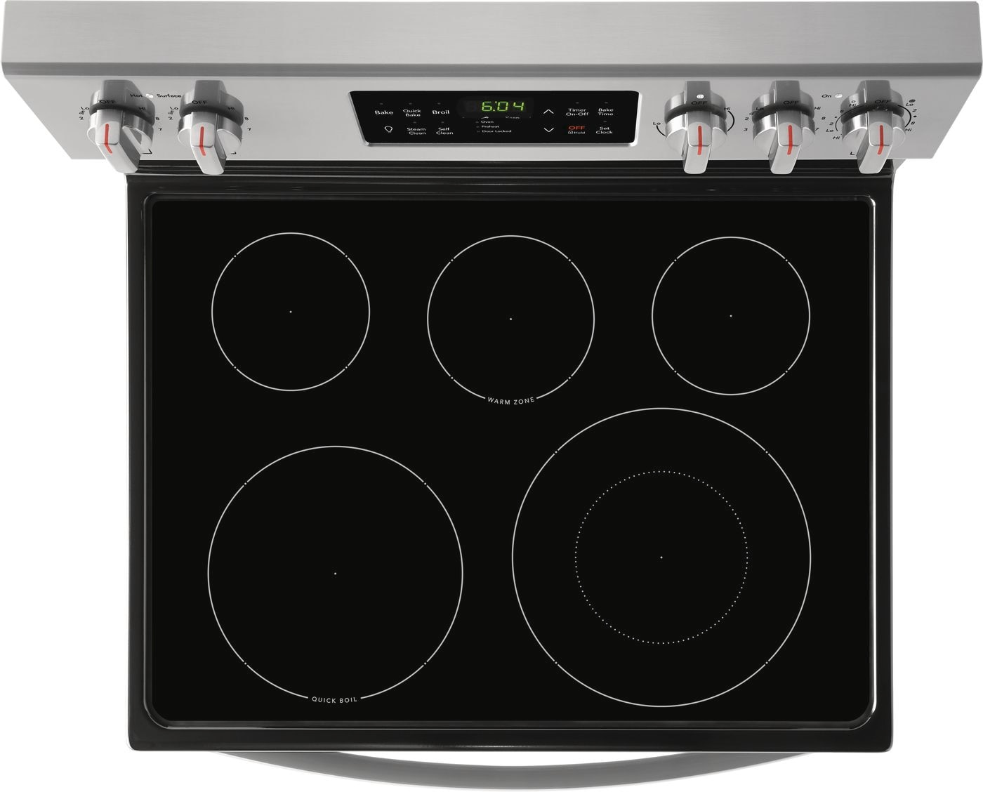 "Model: FGEF3036TF | Frigidaire Gallery 30"" Electric Range"