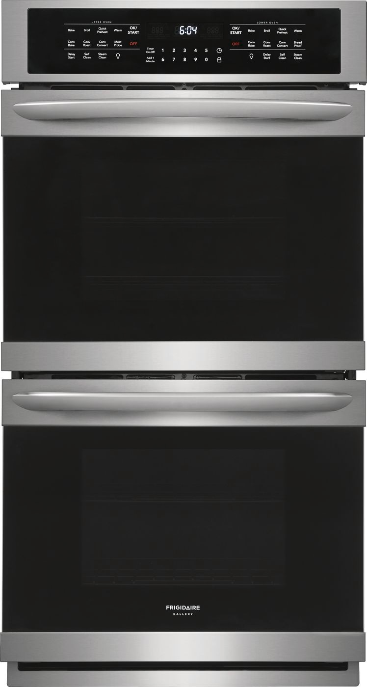 "Frigidaire Gallery 27"" Double Electric Wall Oven"