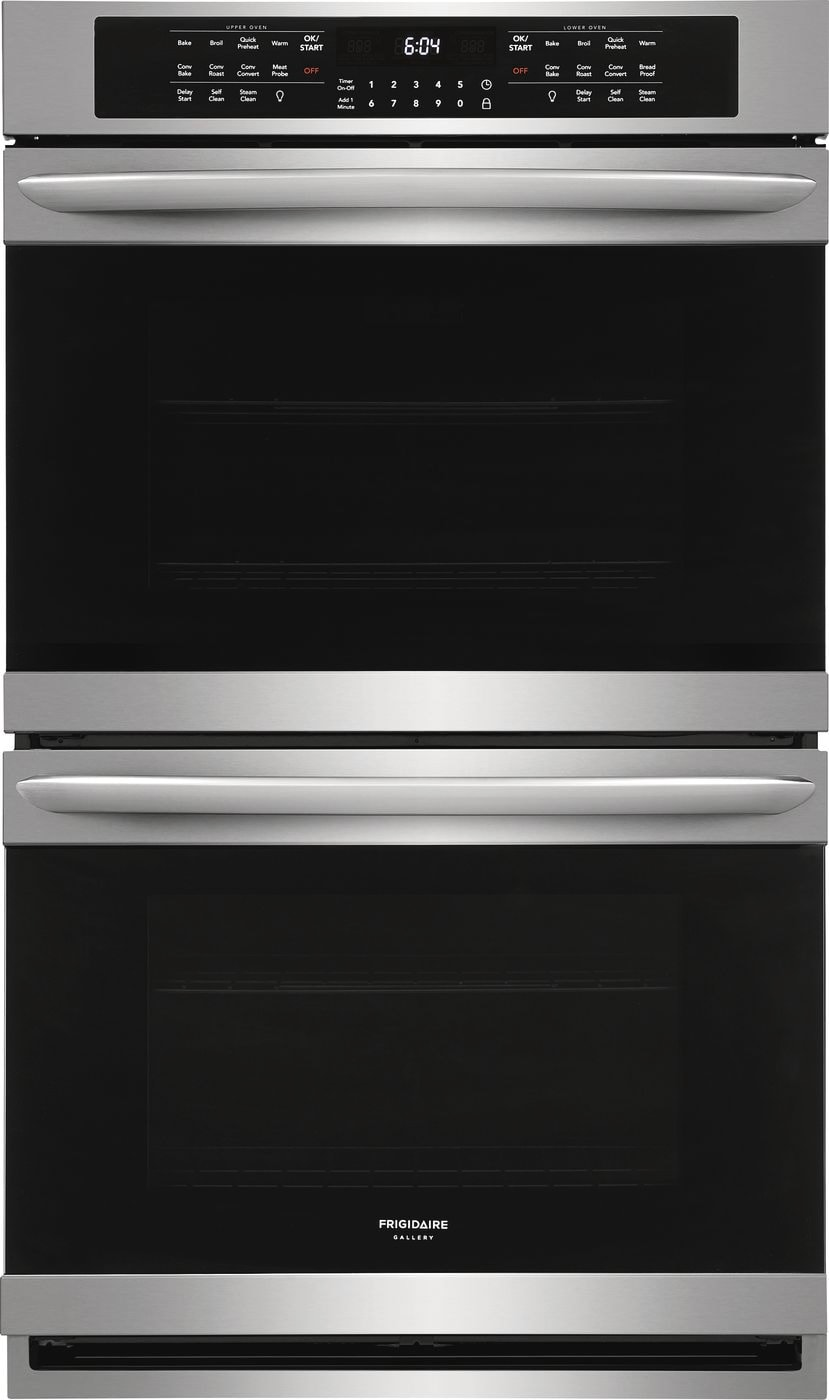 "Frigidaire Gallery 30"" Double Electric Wall Oven"