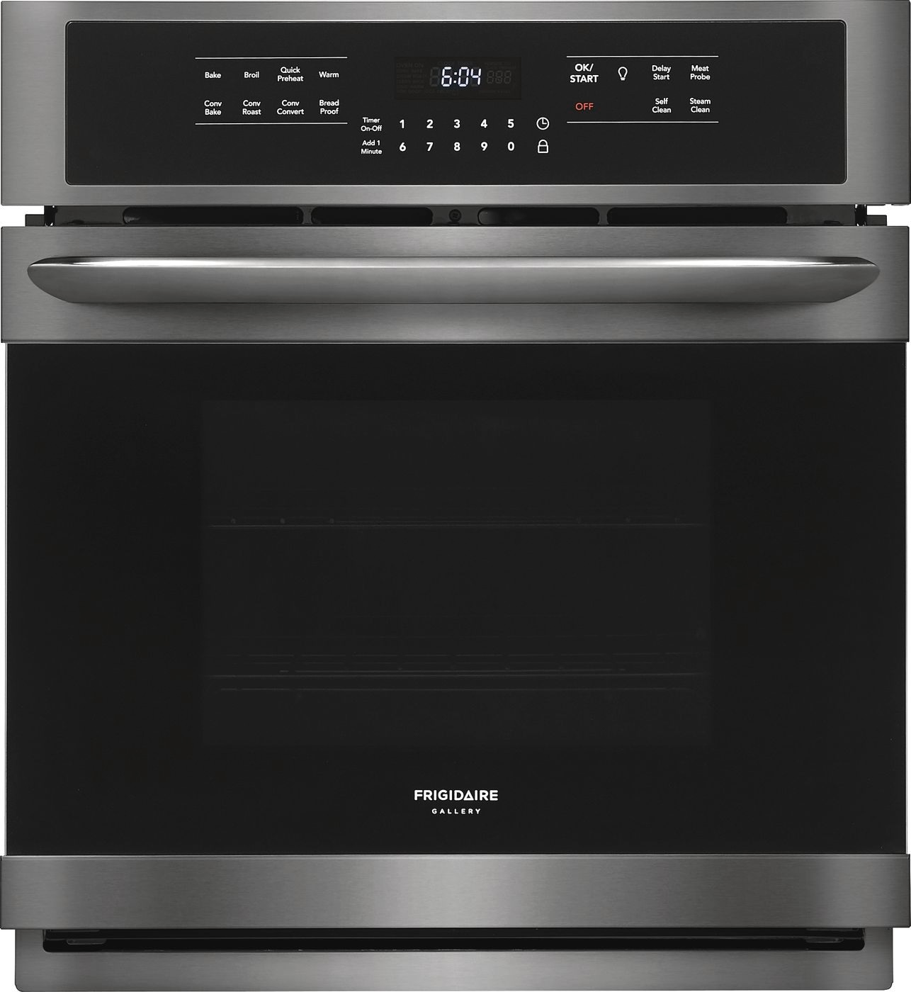 "Model: FGEW2766UD | Frigidaire Gallery 27"" Single Electric Wall Oven"