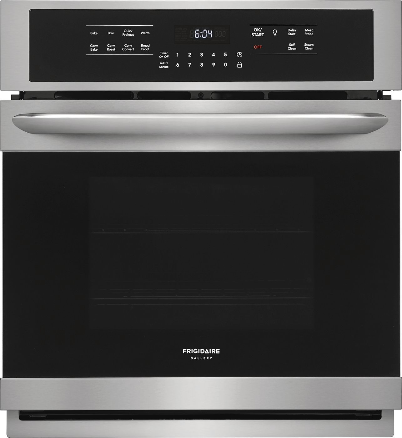 "Frigidaire Gallery 27"" Single Electric Wall Oven"