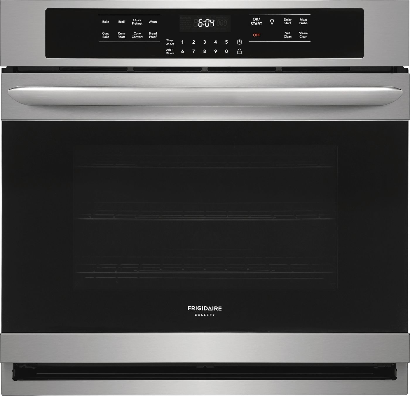 "Model: FGEW3066UF | Frigidaire Gallery 30"" Single Electric Wall Oven"