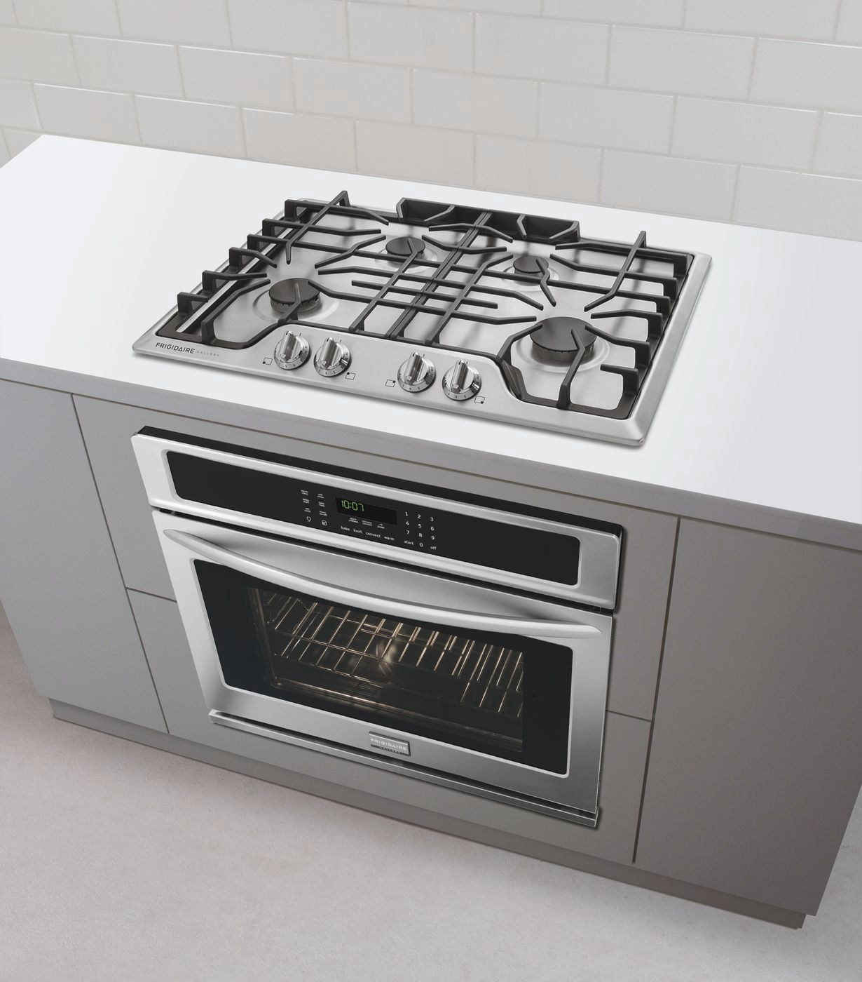 "Model: FGGC3045QS | Frigidaire Gallery 30"" Gas Cooktop"