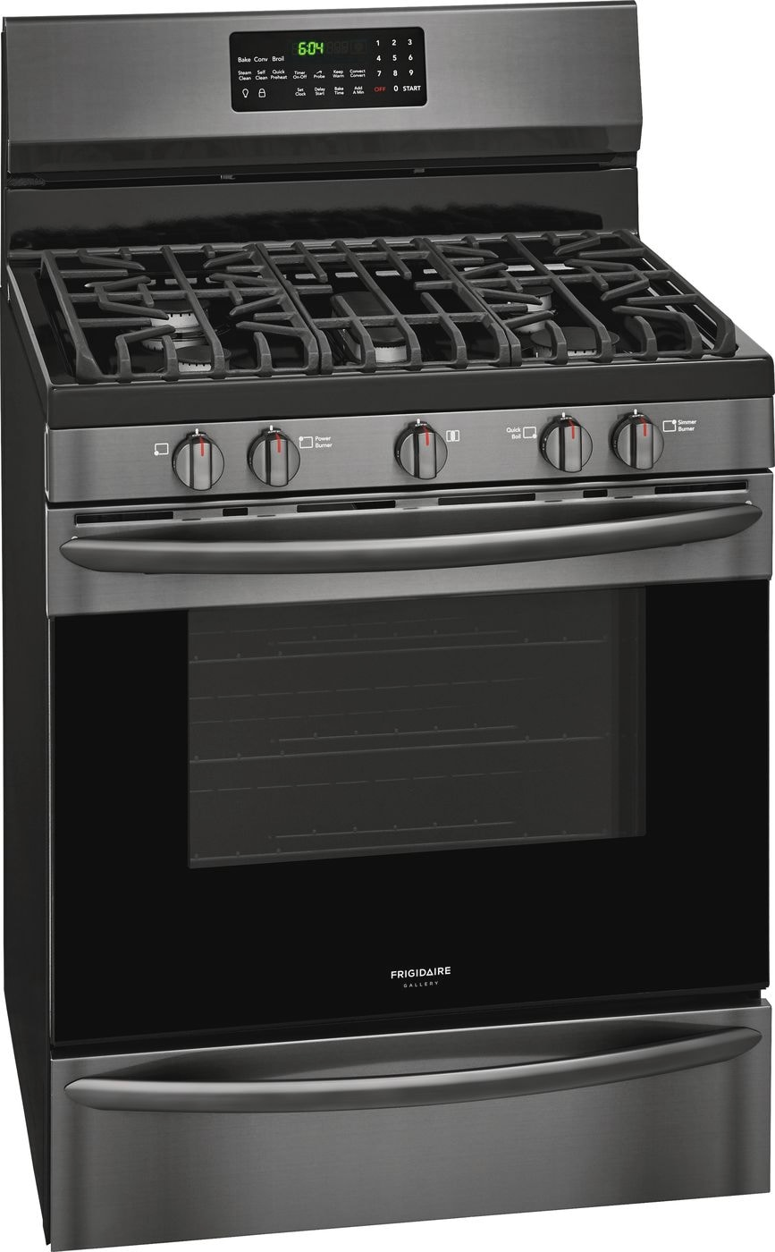 "Model: FGGF3059TD | Frigidaire Gallery 30"" Gas Range"