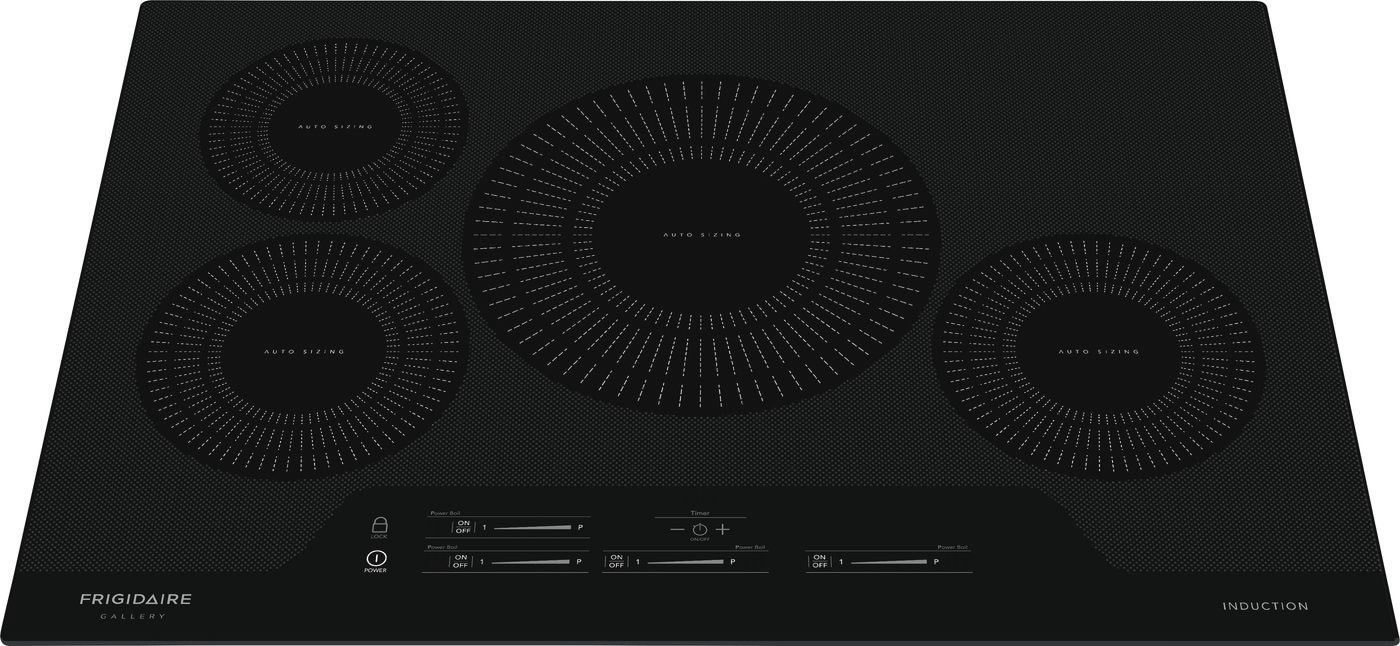 "Frigidaire Gallery 30"" Induction Cooktop"