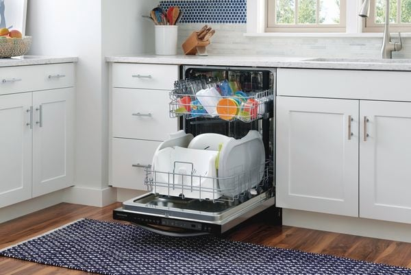 "Model: FGID2479SD | Frigidaire Gallery 24"" Built-In Dishwasher with EvenDry™ System"
