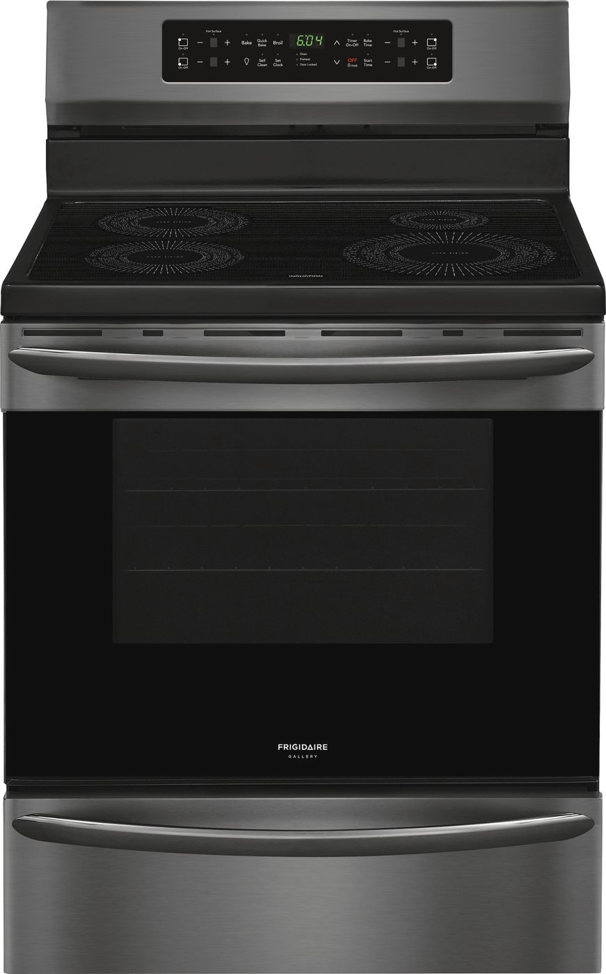 "Frigidaire Gallery 30"" Freestanding Induction Range"