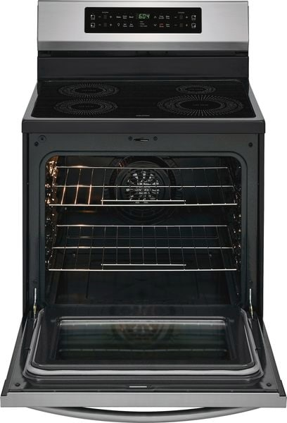 "Model: FGIF3036TD | Frigidaire Gallery 30"" Freestanding Induction Range"