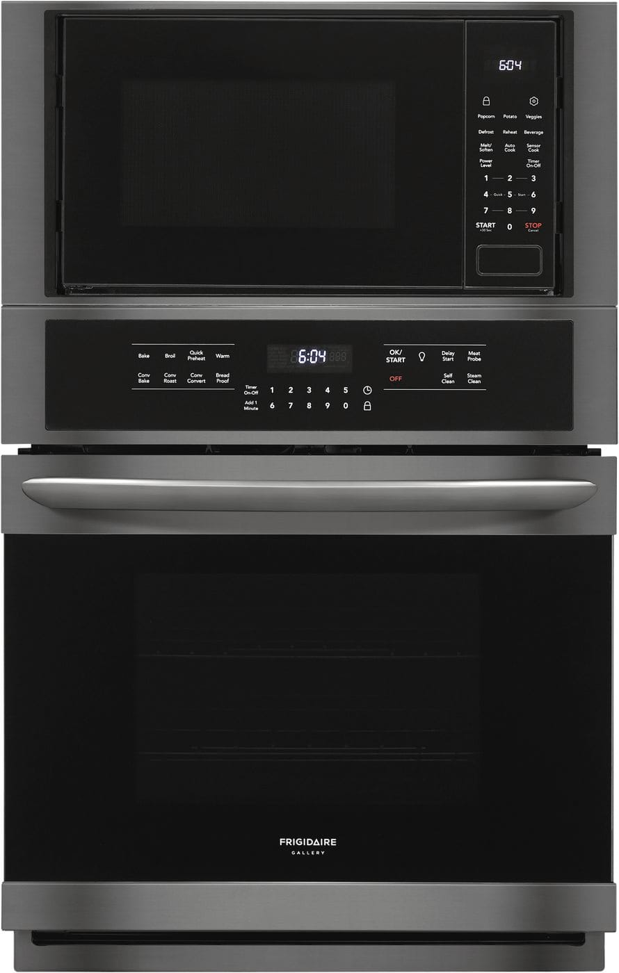 "Model: FGMC2766UD | Frigidaire Gallery 27"" Electric Wall Oven/Microwave Combination"