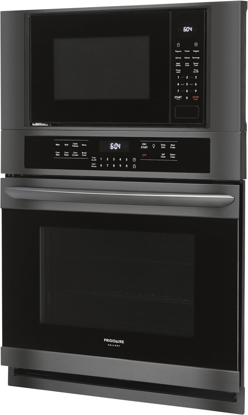"Model: FGMC3066UD | Frigidaire Gallery 30"" Electric Wall Oven/Microwave Combination"