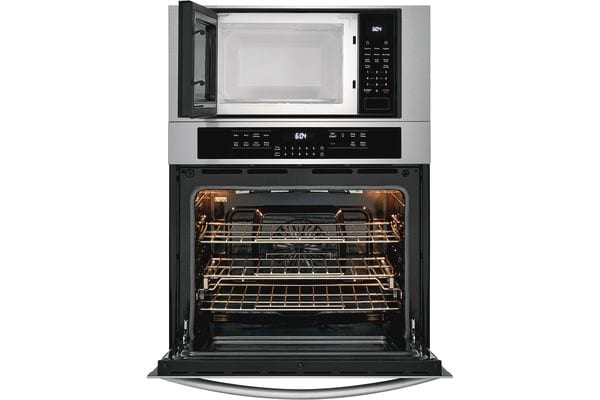 "Model: FGMC3066UF | Frigidaire Gallery 30"" Electric Wall Oven/Microwave Combination"