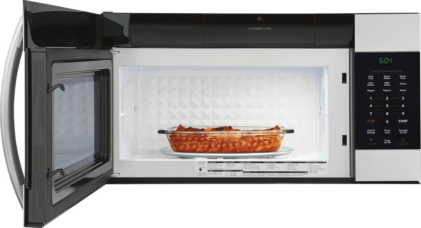Model: FGMV176NTF | Frigidaire Gallery 1.7 Cu. Ft. Over-The-Range Microwave