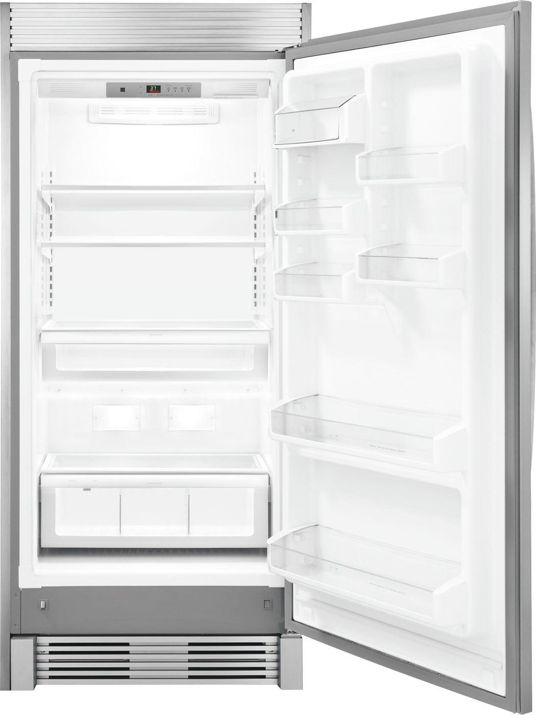Model: FGRU19F6QF | Frigidaire Gallery 19 Cu. Ft. Single-Door Refrigerator