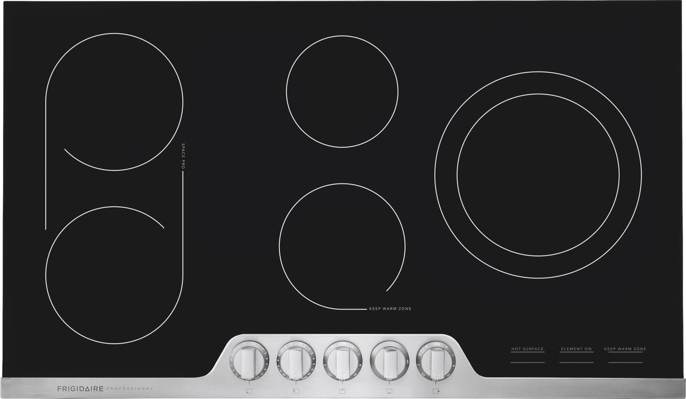 "Frigidaire Professional 36"" Electric Cooktop"