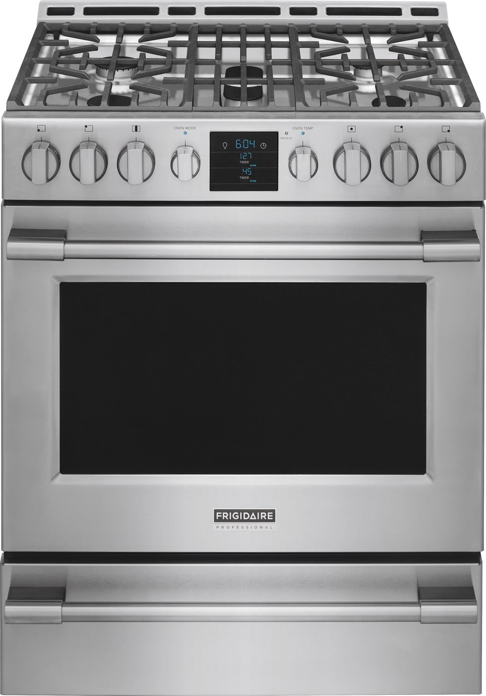 "Frigidaire Professional 30"" Gas Front Control Freestanding"