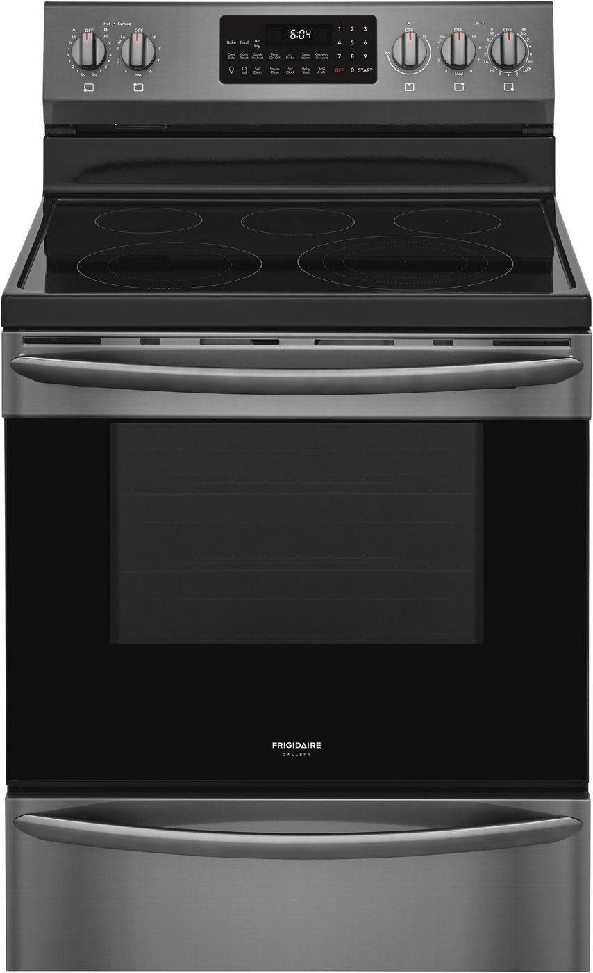 "Frigidaire Gallery 30"" Freestanding Electric Range with Air Fry"