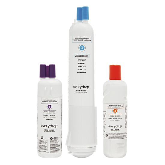 Model: EDR3RXD1 | EveryDrop Ice & Water Refrigerator Filter 3